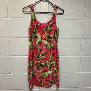 Tommy Bahama Empire Waist A-Line Dress